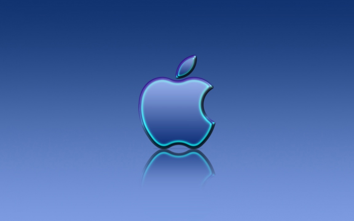 APPLE BLUE