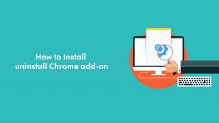 Chromeのアドオンをインストール・削除する方法